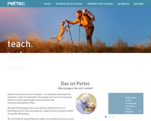 PetTec Screenshot