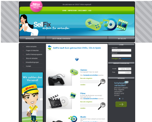 SellFix Screenshot