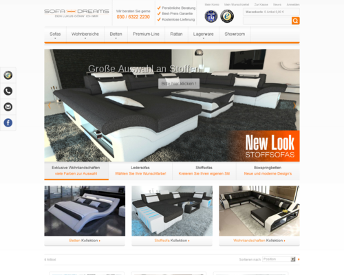 Sofa Dreams Screenshot