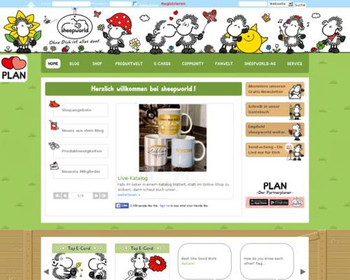 sheepworld Screenshot