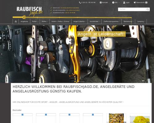 Raubfisch-Jagd Screenshot