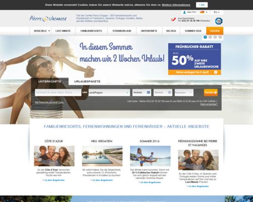pv-holidays Screenshot