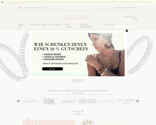 Cadenzza Screenshot