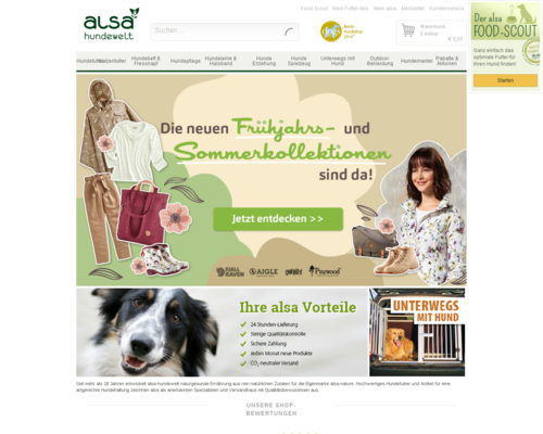 ALSA Hundewelt Screenshot