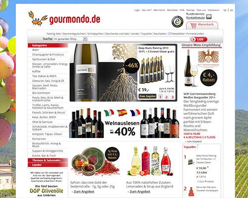 Gourmondo Screenshot