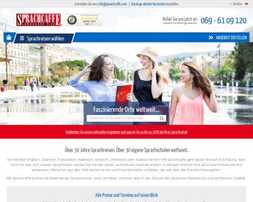 Sprachcaffe Screenshot
