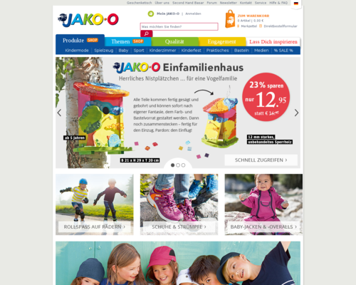 JAKO-O Screenshot
