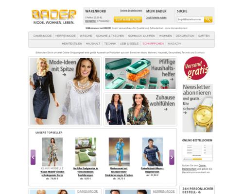 Bader gutscheine april 2018 gratis kosmetiktasche 3 for Gutschein bader