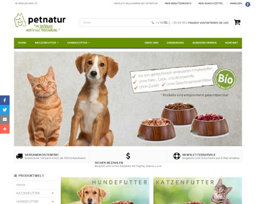 petnatur Screenshot