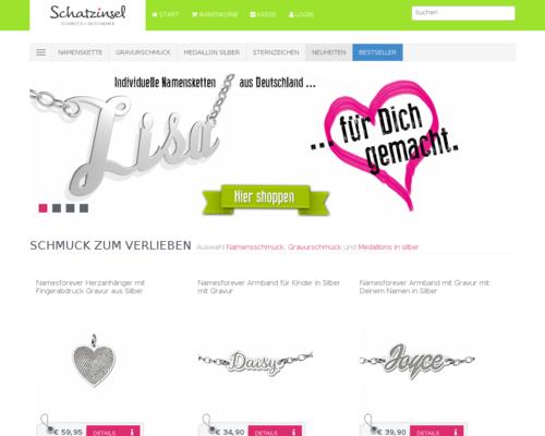Schatzinsel Schmuck Screenshot