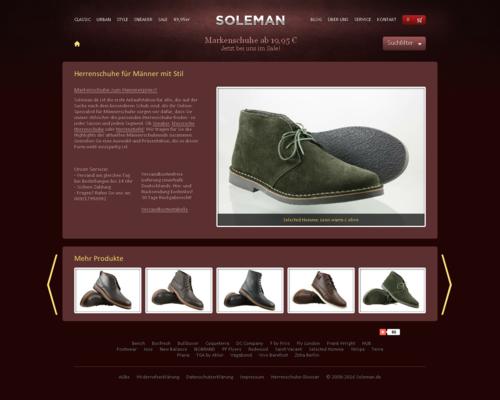 Soleman Screenshot