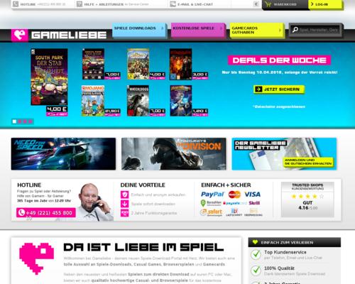 Gameliebe Screenshot