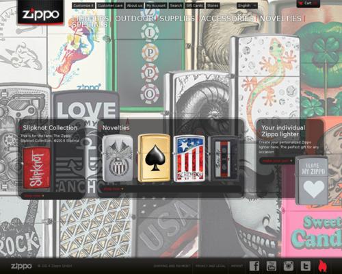 Zippo Screenshot
