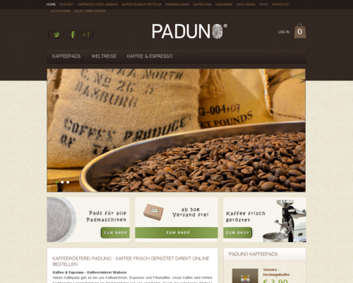 Paduno Screenshot