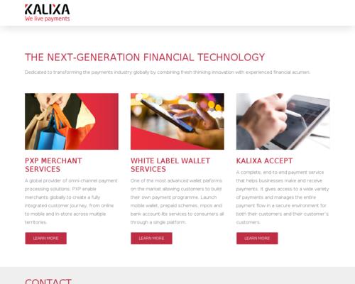 Kalixa Screenshot