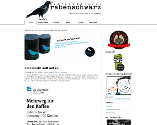 Rabenschwarz Screenshot