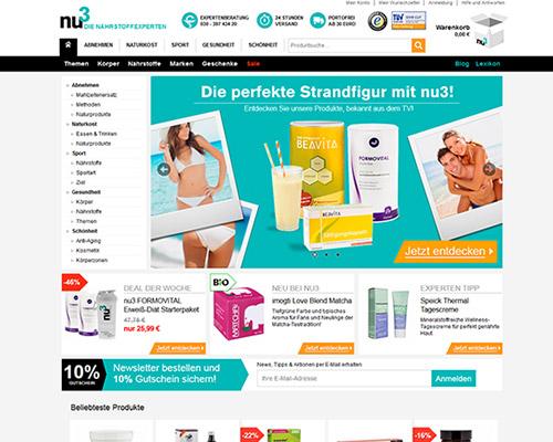 Nu3 Screenshot