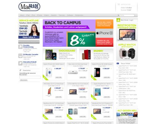 MACTRADE Screenshot