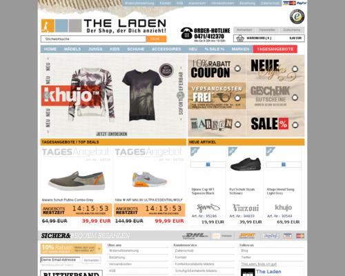 The Laden Screenshot