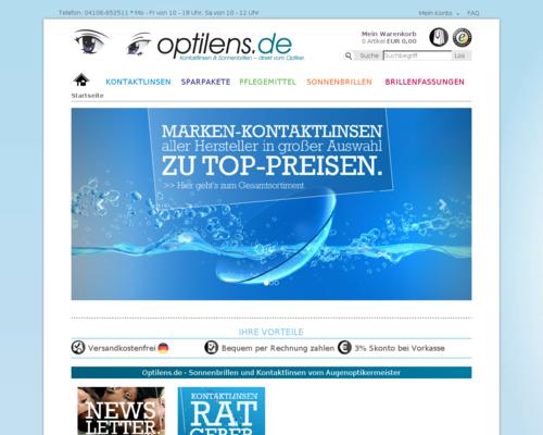 Optilens Screenshot