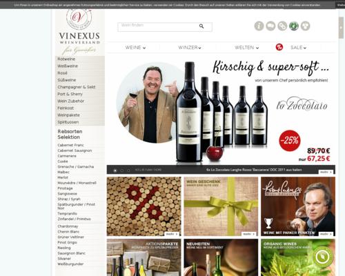 Vinexus Screenshot