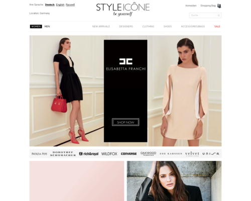 STYLEICONE Screenshot