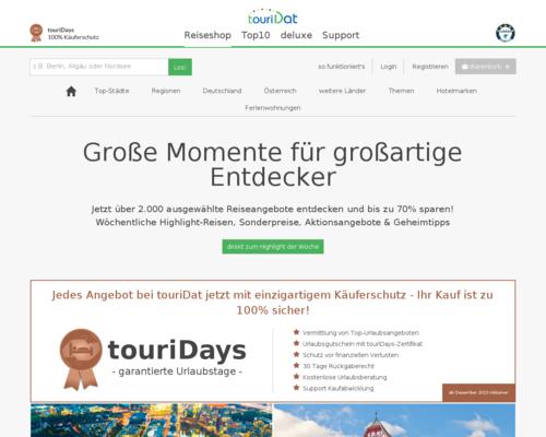 touriDat Screenshot