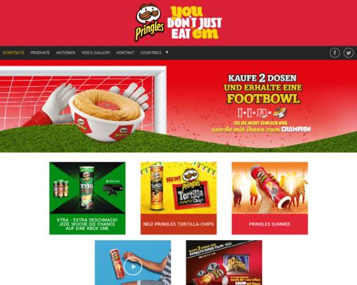 Pringles Screenshot