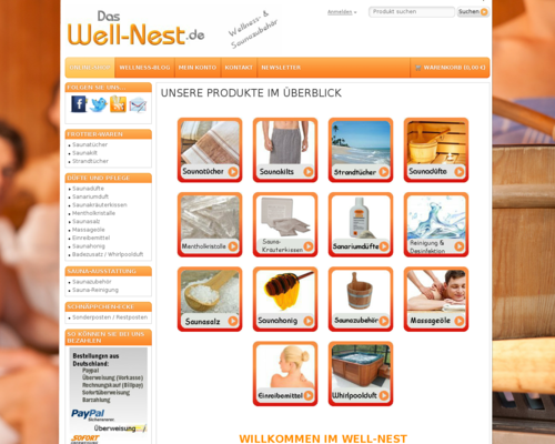 Well-Nest Screenshot