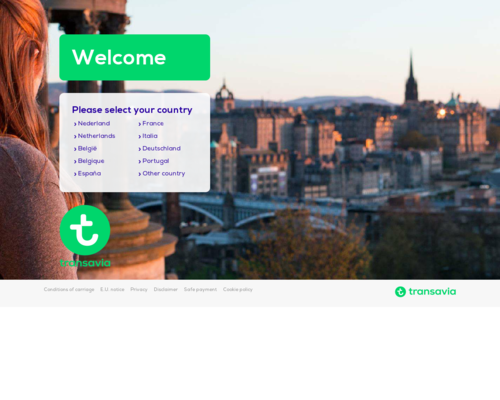 Transavia Screenshot
