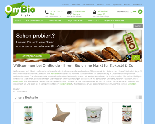 Ombio Screenshot