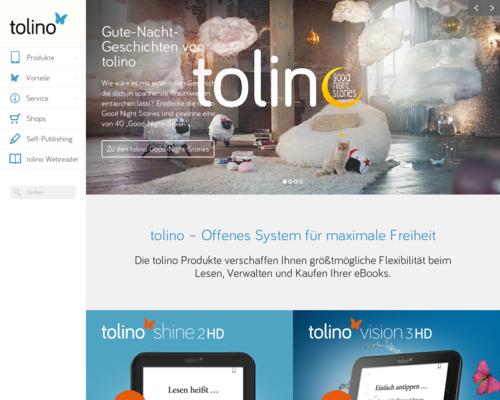 tolino Screenshot