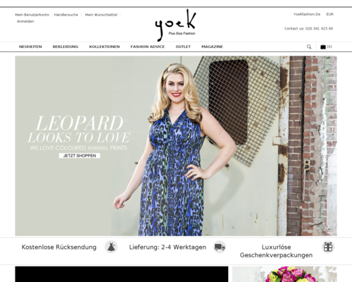 Yoek Fashion Screenshot