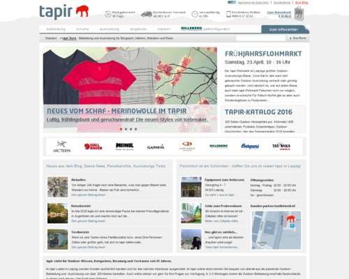 Tapir Screenshot