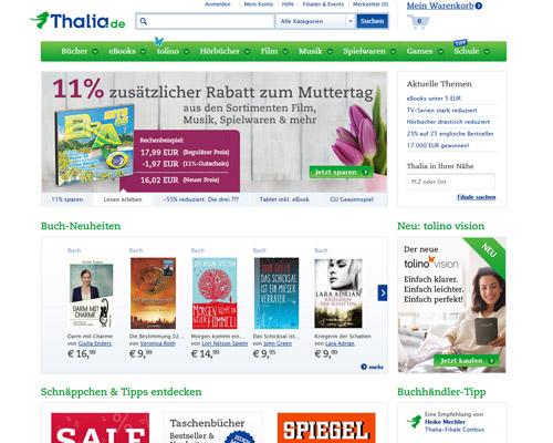 Thalia Screenshot