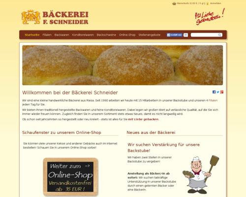 mit-liebe-gebacken.de Screenshot